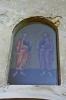 Посвећена је Светим апостолима Петру и Павлу