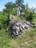 На путу ка Рудној Глави застајемо крај остатака Милошеве куле