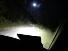 Ал смо се извукли и зашли у источно Хомоље када је већ пала ноћ