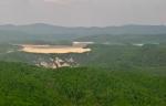 Поред флотацијског језера Ваља Фундата ћемо проћи сутра (испод се виде литице кањона Великог Пека, ког пролазимо крајем јуна: http://serbianoutdoor.com/2012/01/kanjon-velikog-peka/)