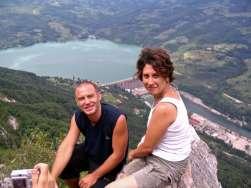Неша Царевић и Тања
