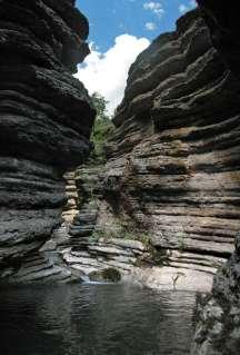 кањон Росомаче