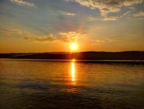 Текијски залазак сунца