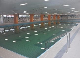 базен у хотелу Термал