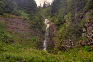 водопад Три кладенца