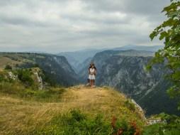 Гоца и Сале над кањоном Сушице .-)