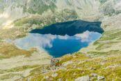 Небеско огледалце (Велико Хинцово језеро)