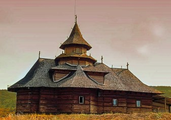 манастирска црква посвећена Светој Петки