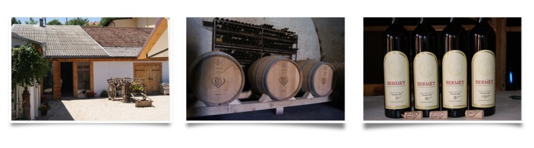 Following Danube and history - Winery Kiš