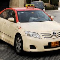 Taxi in Dubai