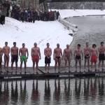 Regular winter bath