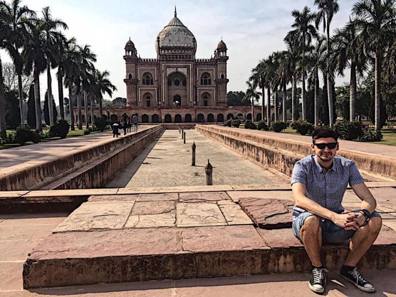 Exploring India Serb in Dubai