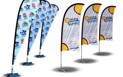 Fly Banners Gota Vela
