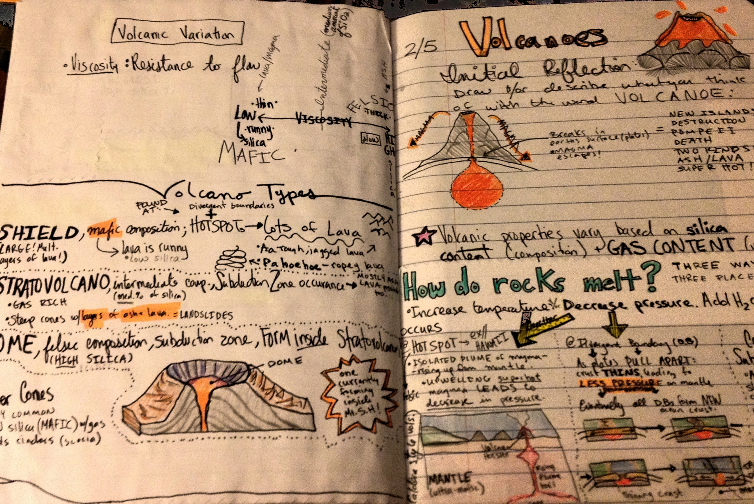 sample page of student notebook sample page of student notebook  View Original Image at Full Size