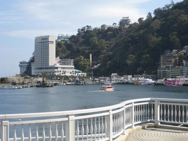 熱海の花火が見れるホテル