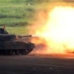 富士総合火力演習の攻略
