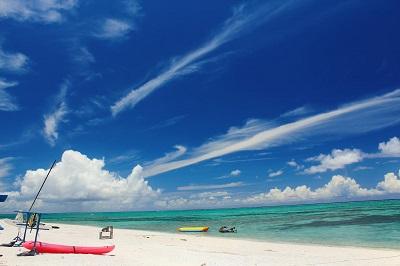 沖縄美らSUNビーチのディズニーパレード