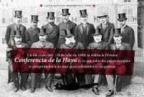 29 de julio de 1899: se realiza la Primera Conferencia de la Haya en la que todos los países europeos se comprometen a no usar gases asfixiantes en las guerras.