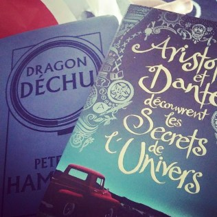 Dragon Déchu - Aristote et Dante