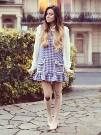 Marzia Bisognin in pug tights ♥