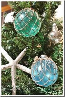 Under The Sea Beach Christmas Ornament 2