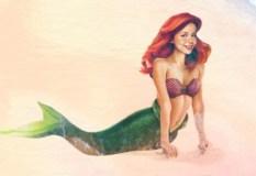 Ariel em versão real, por Jirka Väätäinen