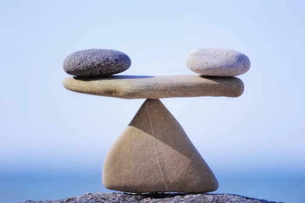 La legge dell'equilibrio