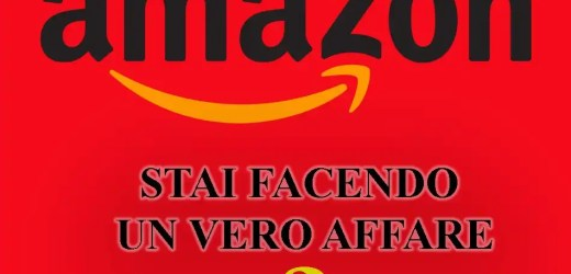 Amazon:stai facendo un vero affare o un falso affare?