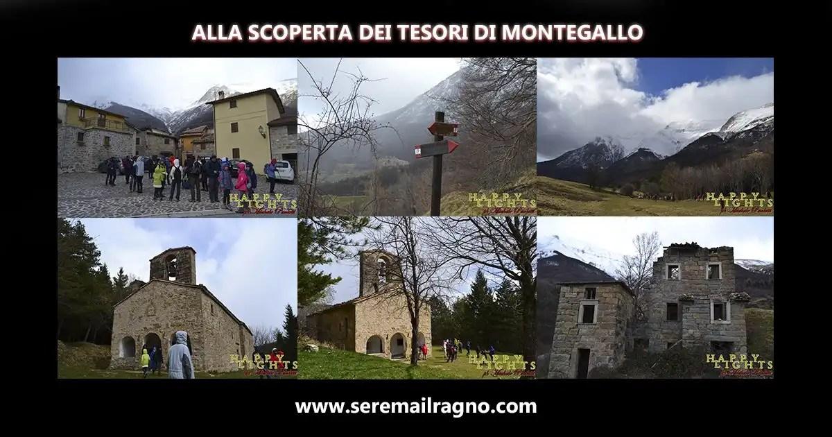 Escursione – Alla scoperta dei Tesori di Montegallo