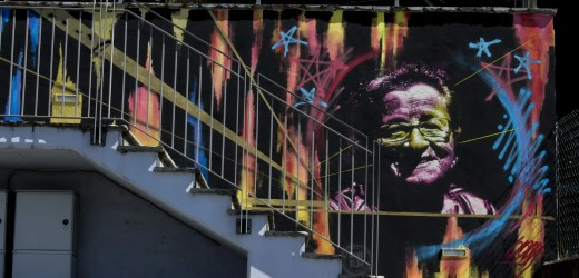 Novella Corradi~Street Art Murales