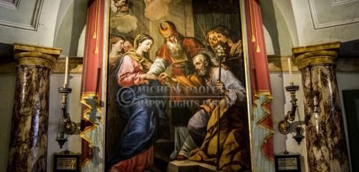 Nella cripta della cattedrale dell'Assunta di Fermo