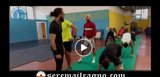 Calisthenics Tiger Team: Open Day di Sabato 2 Dicembre 2017