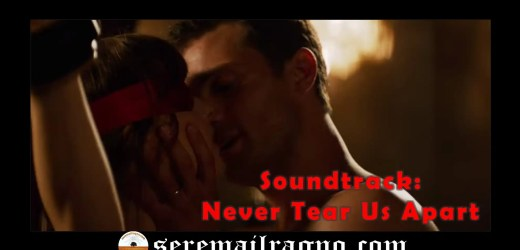 Soundtrack 50 sfumature di rosso: Never Tear Us Apart