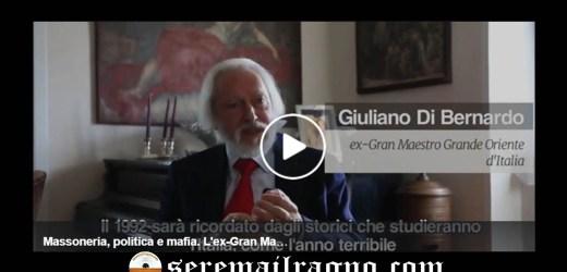 Massoneria,politica e mafia