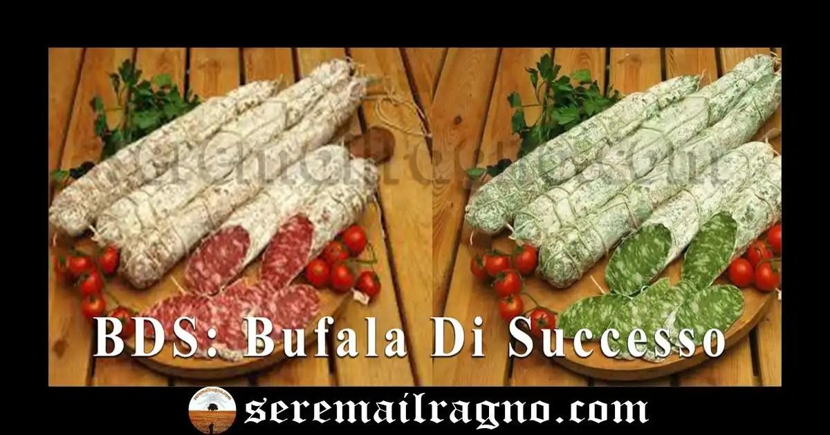 La bufala dell'insalame: il salame vegano marchigiano