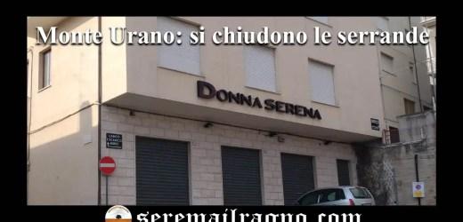La curva di Donna Serena lascia spazio alla tristezza