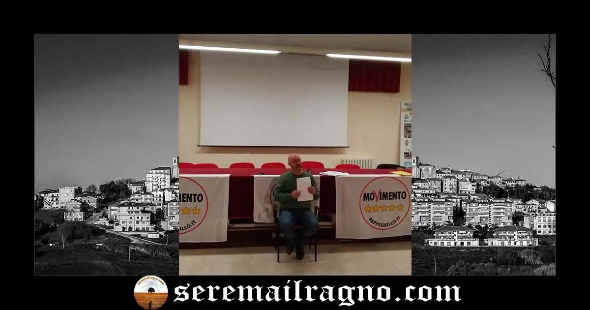 Movimento 5 Stelle Monte Urano: riunione con i cittadini