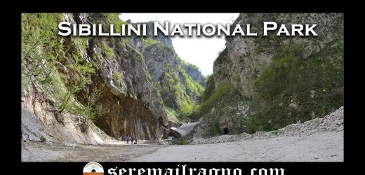 Sibillini National Park – Infernaccio Gorges'