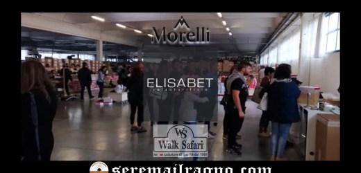 Dal 3 all'11 Ottobre 2020: torna la vendita dei campionari al Calzaturificio Elisabet