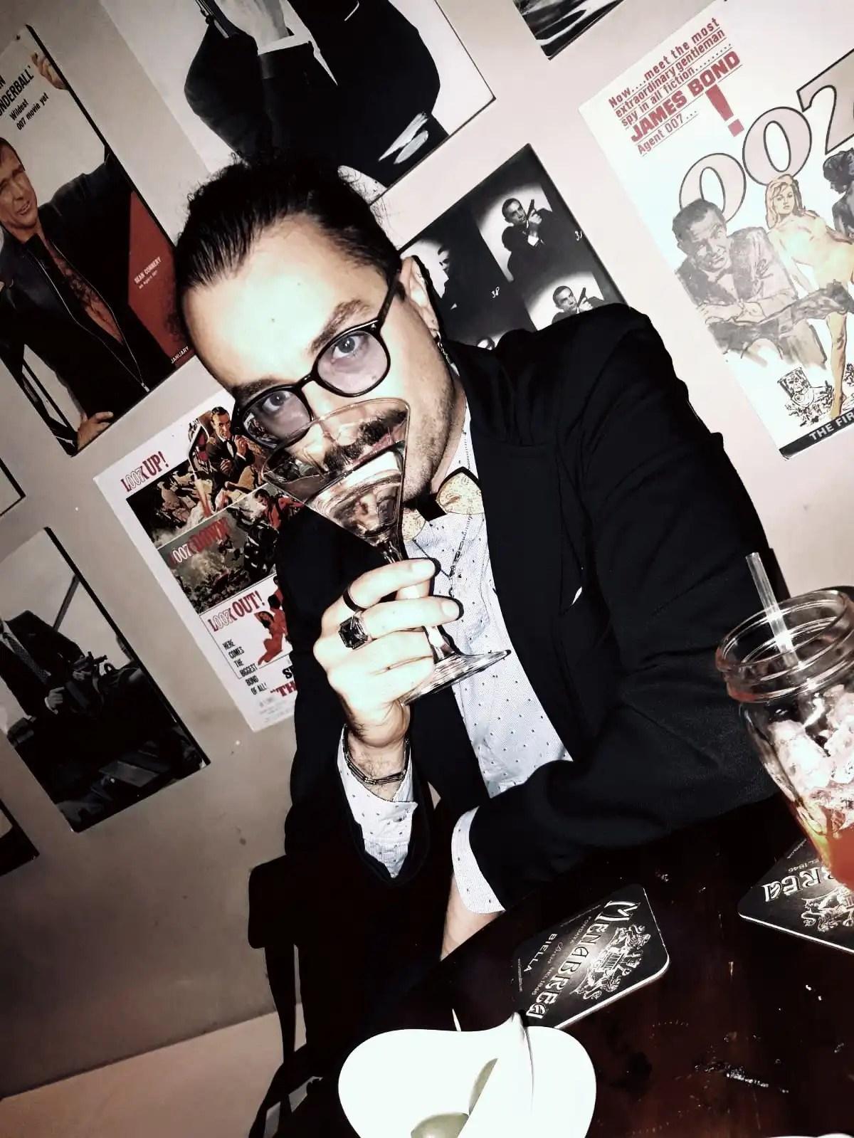 Martini Dry: il drink degli 007