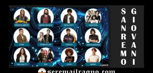 Protetto: Sanremo Giovani 2018 [download]