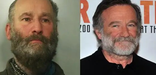 Trovato sosia di Robin Williams ma nessuno sa chi sia