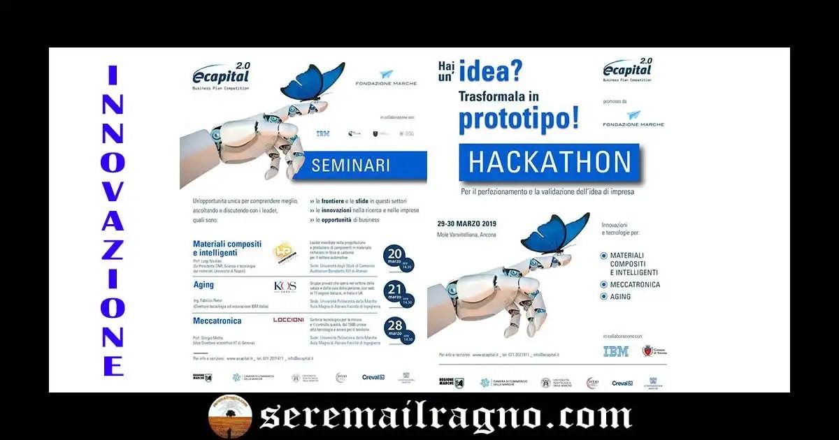 Ecapital Business Plan Competition – Edizione 2019