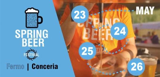 Spring Beer Festival a Fermo in Contrada Molini Girola