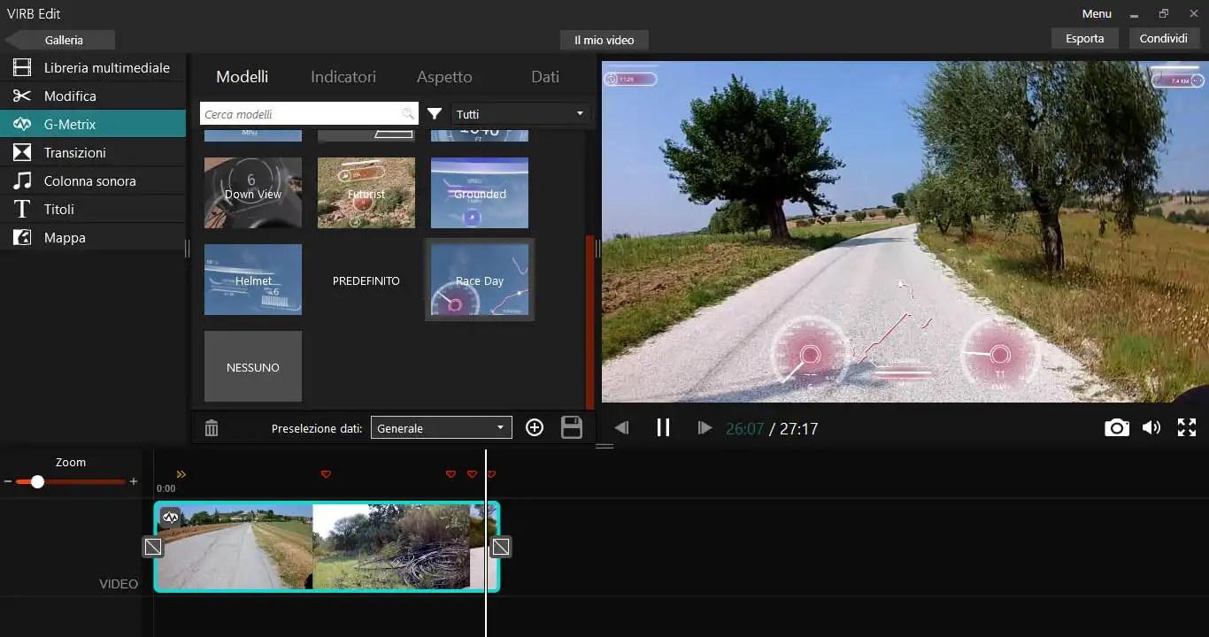 Come inserire nei video le telemetrie del vostro GARMIN – RISERVATO AGLI ISCRITTI