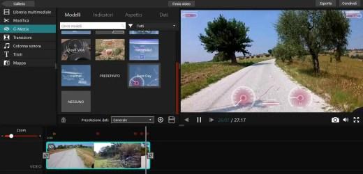 Come inserire nei video le telemetrie del vostro GARMIN