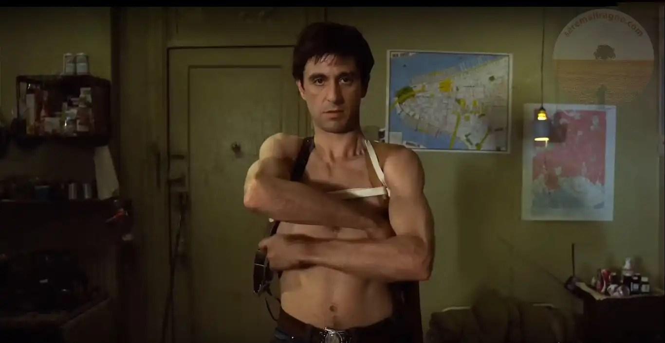 Al Pacino in Taxi Driver grazie al Deep Fake