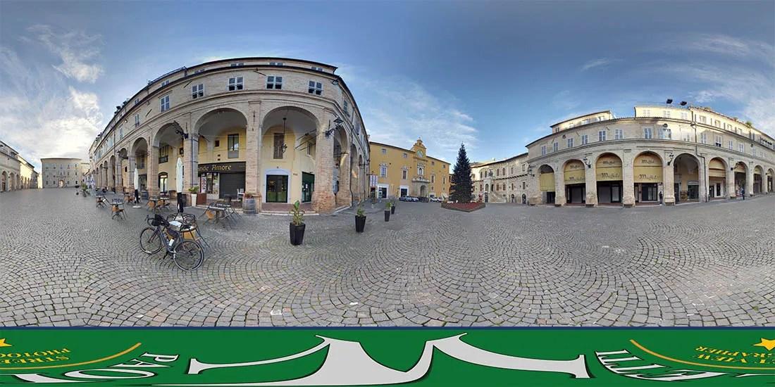 Città di Fermo – Tour Virtuale a 360°
