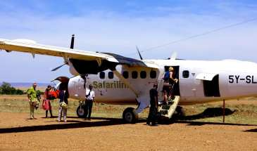 Masai Mara Flying Safaris