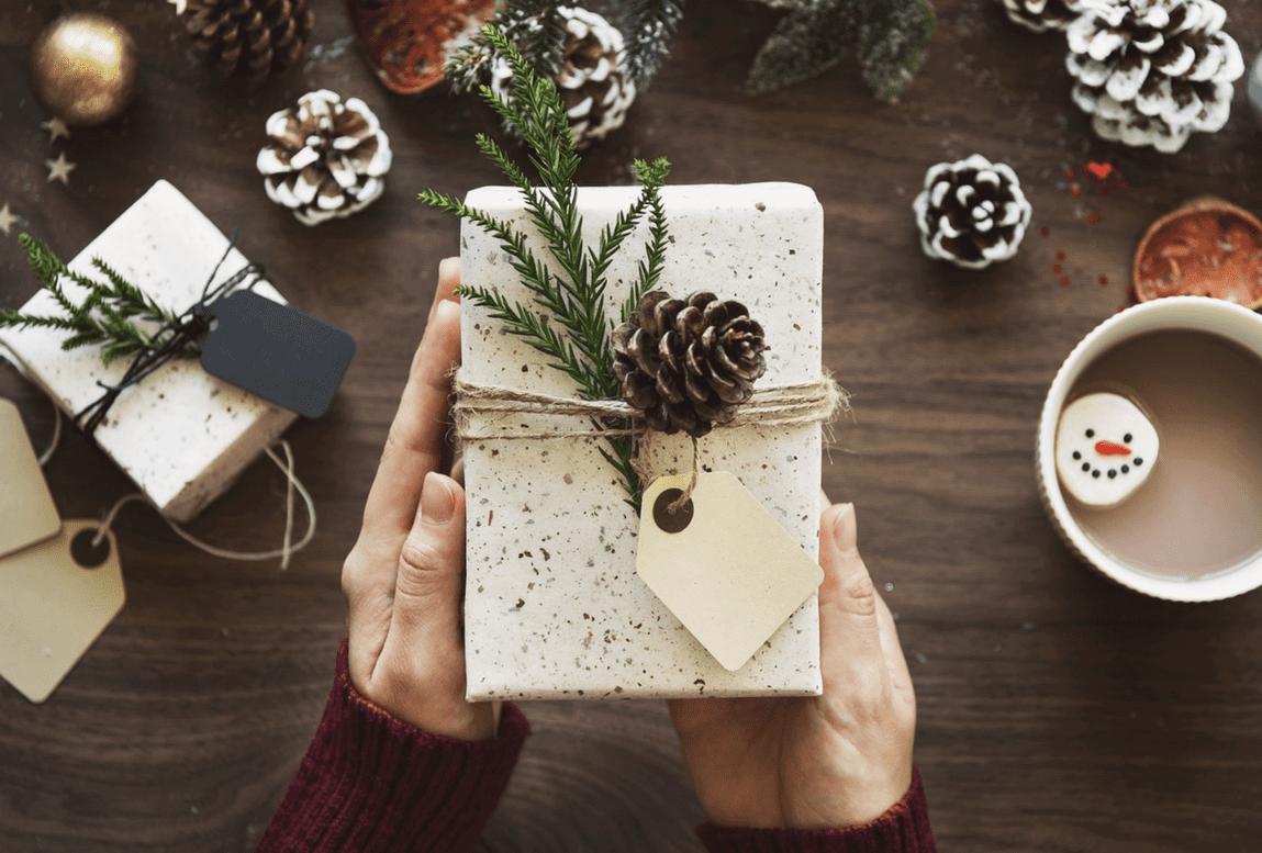 Plaisir d'offrir, joie de recevoir: les cadeaux qui font du bien!